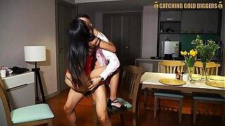 Amazing Hollywood Like Sex With A Hot Thai Teen