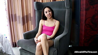 Farting Gaper Mila Jade Gets Full Anal Treatment By Big Cock