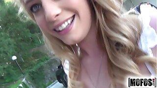 Mofos.com - Allie James - I Know That Girl