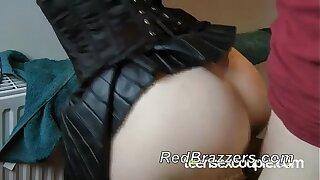 Hot Amatuer Mini-skirt Fuck- more videos at redbrazzers.com