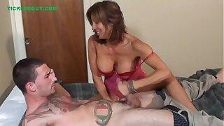 Cock Teasing Cougar Tara Holiday