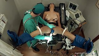 HUMAN GUINEA PIGS - PHOENIX ROSE - PART 13 OF 14 - CAPTIVE CLINIC COM - LATINA GET EXPERIMENTED ON BY DOCTOR, TRICKED & HUMILIATED