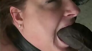 How a Southern Slutwife Properly WORSHIPS her Big Black Dick