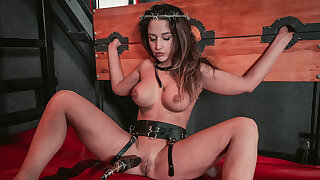 XDOMINANT 027 - ANAL TORTURE OF HOT MILF AT BDSM DUNGEON