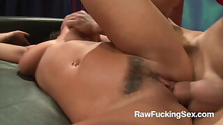 Raw Fucking Sex - Busty Charley Chase Drilled