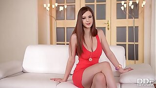 The Stunning Stella Cox DP's herself in Super sexy Interview