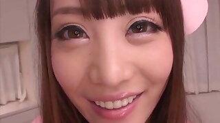 Airi Mashiro :: Full Servies In Nurse Cosplay 1 - CARIBBEANC