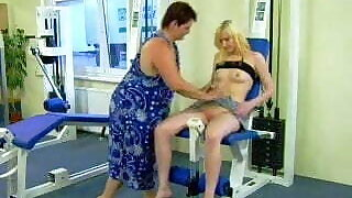 Erotic work-out
