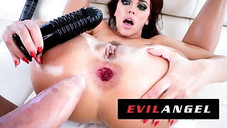EvilAngel - Adriana Chechik Takes You Inside Her Anal Abyss